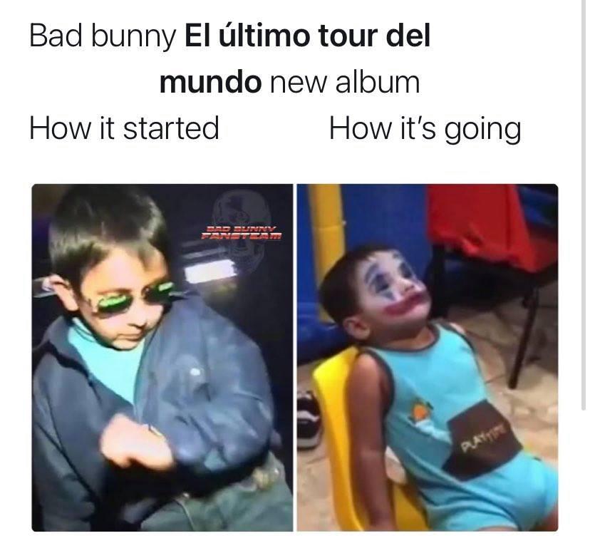 meme niño payasito