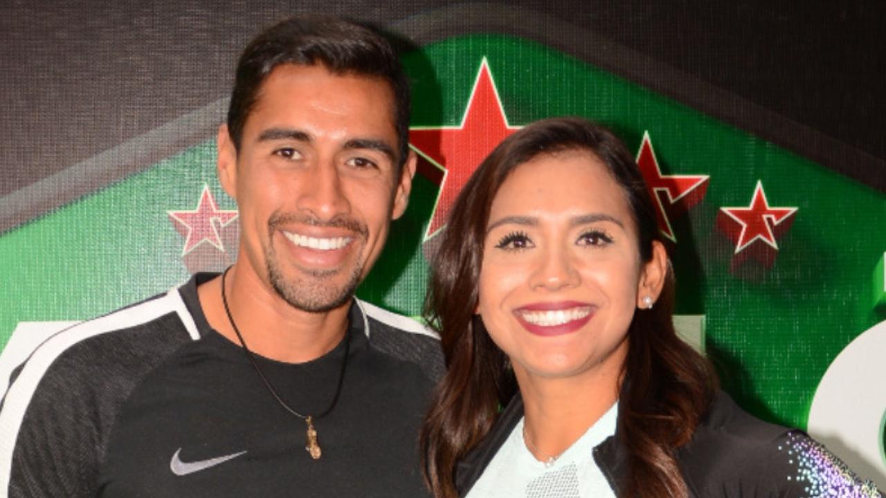 Zudikey y Pato Araujo ya se casaron y filtran fotos de la boda en Exatlón