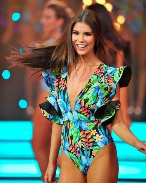 Lenka Nemer D'rpi Miss bolivia en instagram