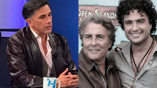 Sergio Mayer manda mensaje de despedida para Jaime Camil Garza