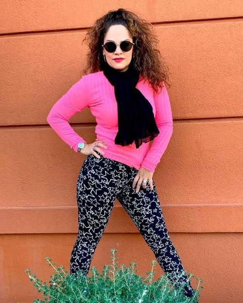 Foto tatiana con leggins