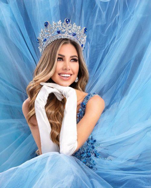 Vanessa Velásquez Miss El Salvador en instagram