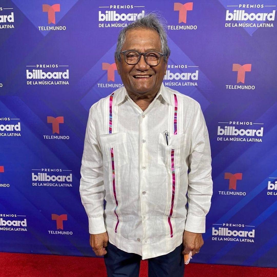 Armando Manzanero en los Billboard