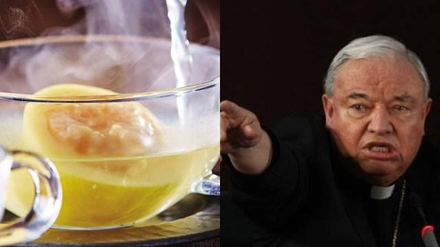 Cardenala de Guadalajara asegura que pandemia de Covid es falsa; recomienda té de guayaba