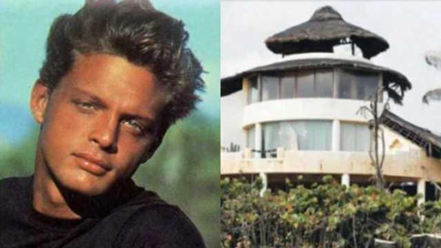 Así luce la casa de Luis Miguel en Acapulco por dentro