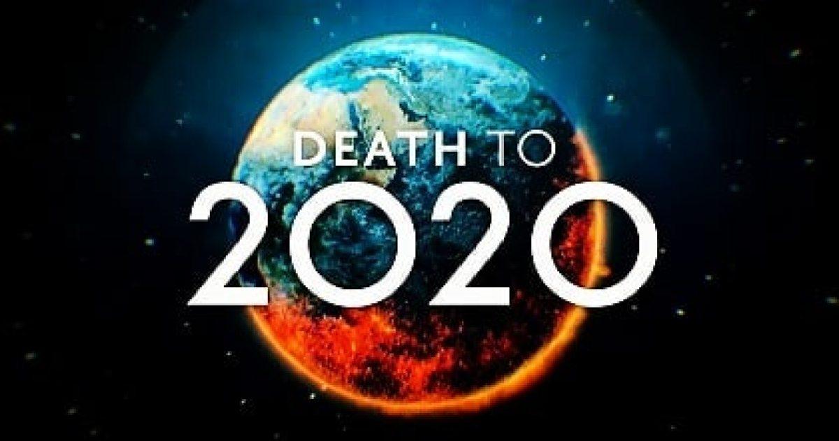 Death To 2020 la nueva película de Netflix