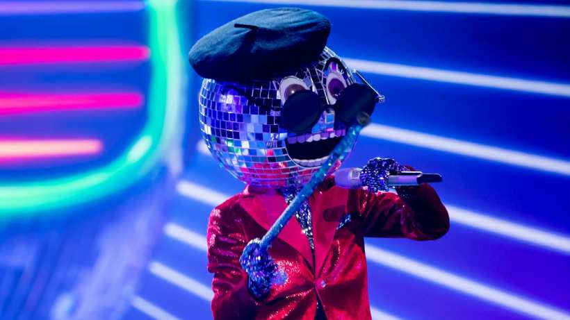 Disco Ball ¿Quién es la Máscara? 2020