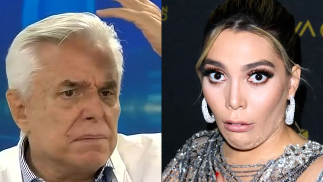 Enrique Guzmán rechaza dueto con Frida Sofía porque ella no canta