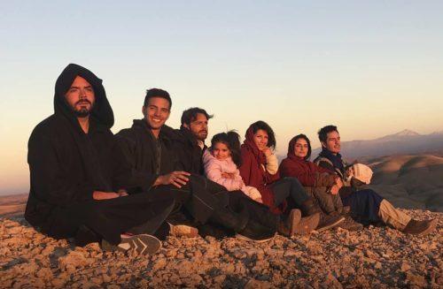 Elenco de la serie De Viaje con los Derbez