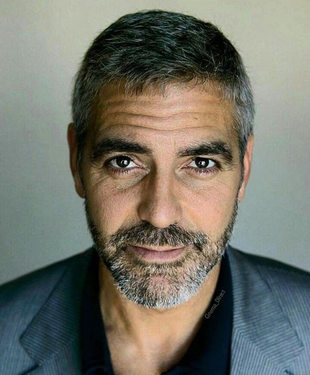 George Clooney hospitalizado por dieta para bajar 11 kilos para The Midnight Sky