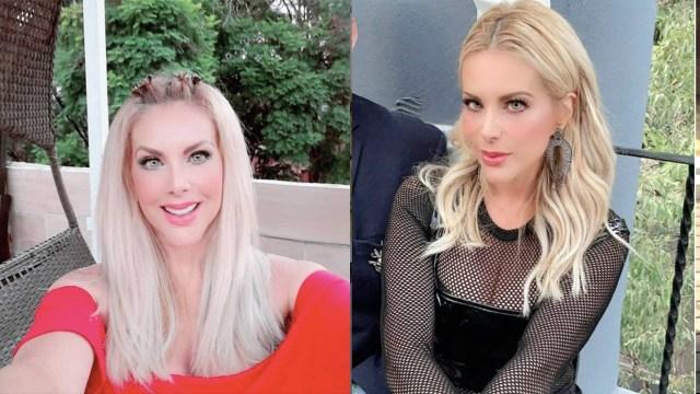 Lorena Herrera sorprende con un cambio de look extremo