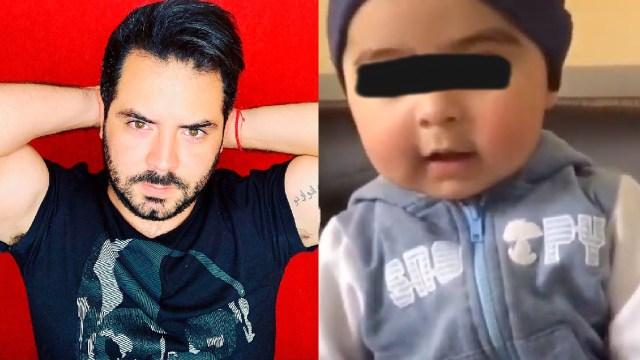 José Eduardo Derbez tiene un hijo según una mujer