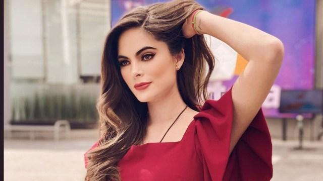 Sofía Aragón en el hospital por endometriosis