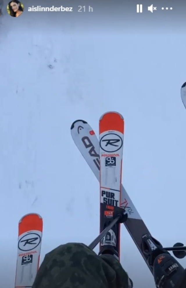 Pies de esqui