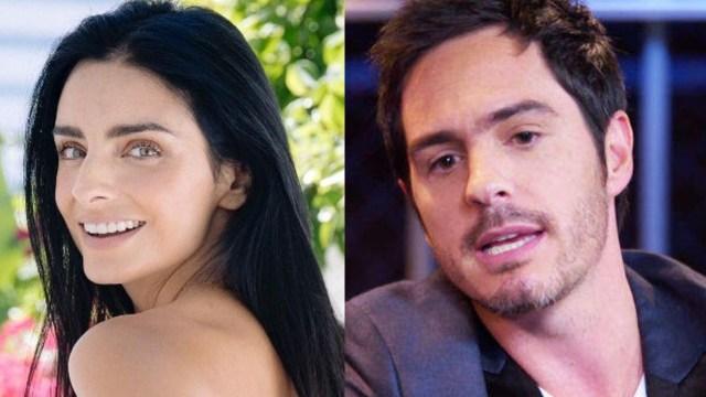 Aislinn Derbez vacaciona en Hawái con nuevo galán mientras Mauricio Ochmann cuida a su hija