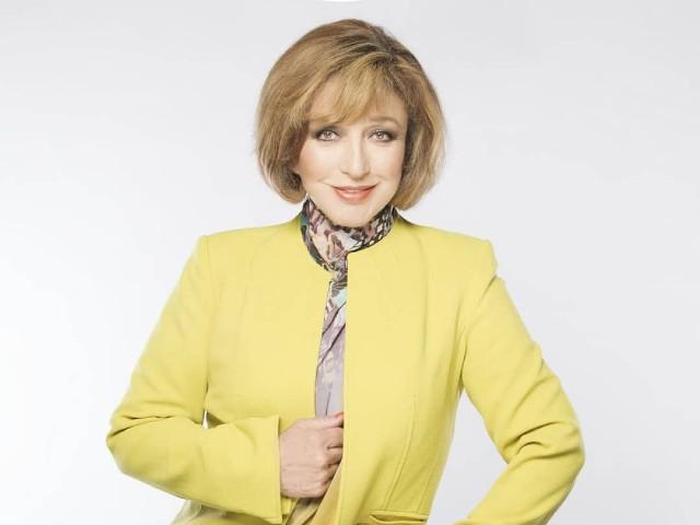 La actriz Angelica María