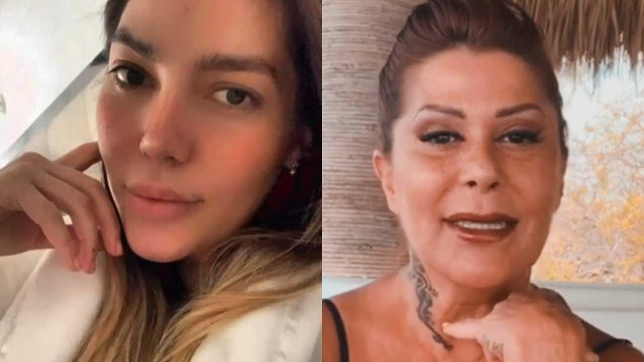 Frida Sofía manda indirecta de reconciliación a Alejandra Guzmán