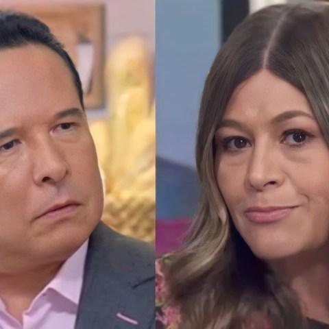 Gustavo Adolfo Infante arremete contra Martha Figueroa por su falta de empatía con Nath Campos