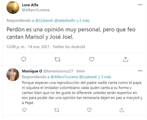"""Critican a José Joél por su versión de """"El Triste"""""""