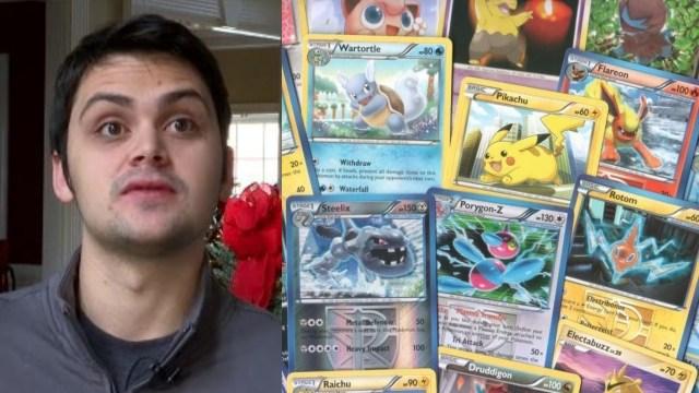 Joven vendió sus cartas de Pokémon y logró pagar su carrera de medicina