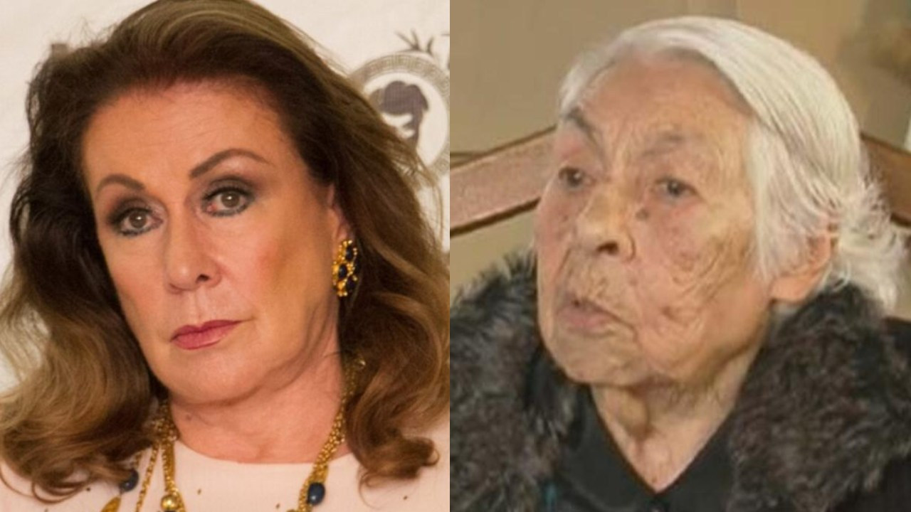 Laura Zapata se prepara para celebrar el cumpleaños 103 de su abuela