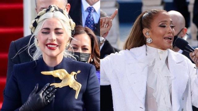 Lady Gaga y Jennifer Lopez