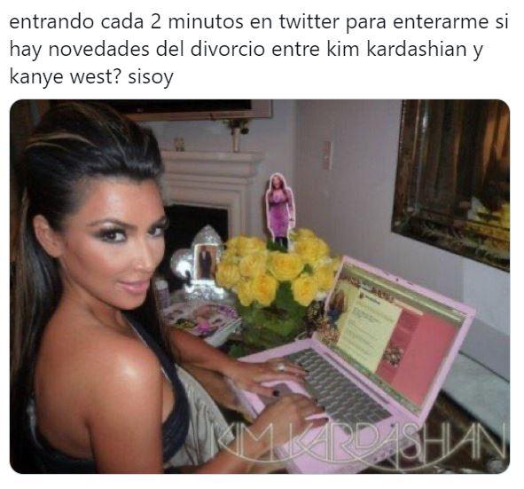 Divorcio de Kanye West y Kim Kardashian