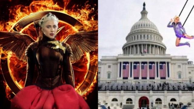 Memes Lady Gaga Capitolio