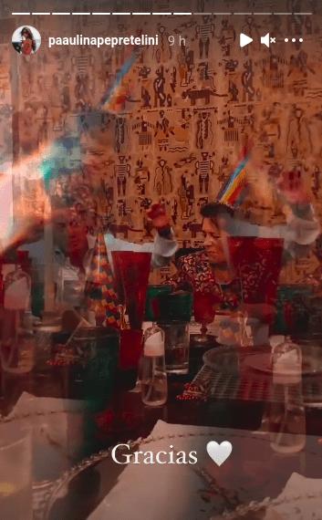 Peña Nieto festeja el año nuevo