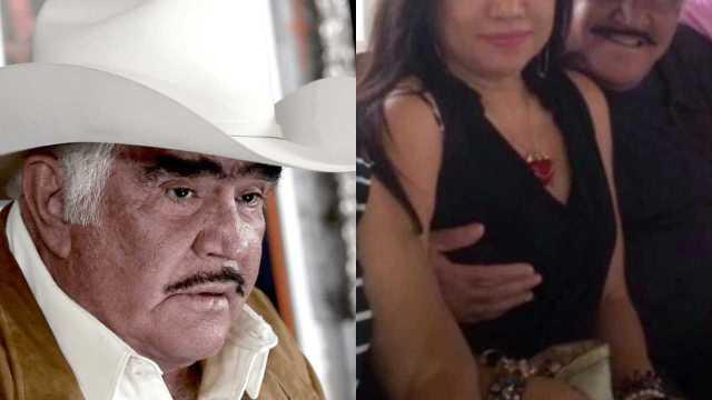 Revelan nuevos videos de Vicente Fernández tocando inapropiadamente a otras mujeres