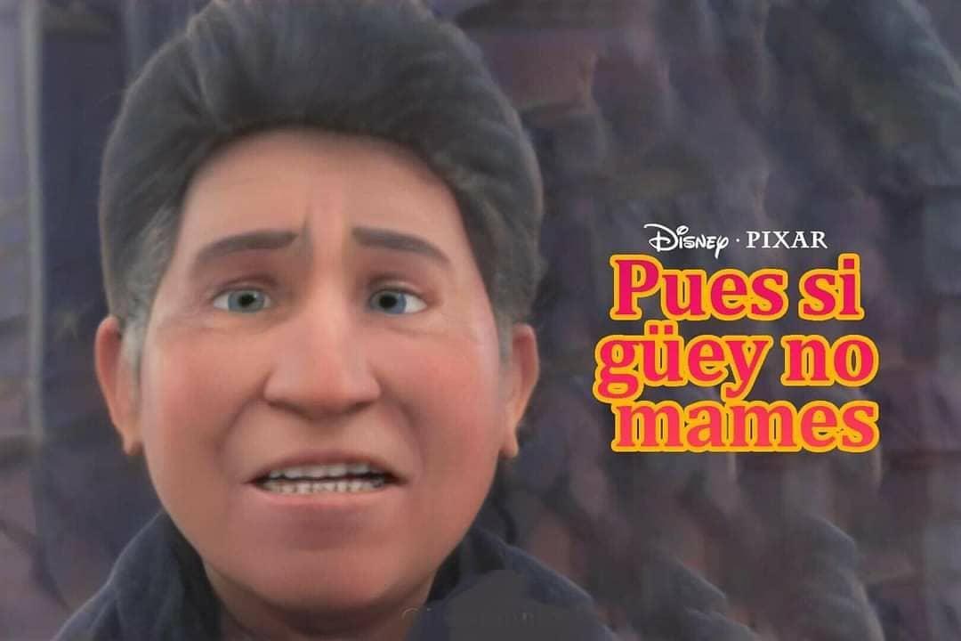 señor de la tienda Disney Pixar
