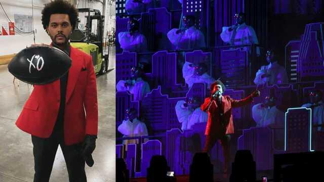 The Weeknd: Así fue el show de medio tiempo del Super Bowl LV