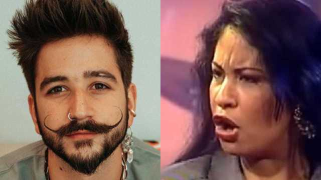 Camilo canta canción de Selena Quintanilla tras asegurar que no la conoce