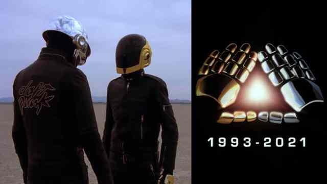 Daft Punk confirma su separación con un épico video tras 28 años de carrera
