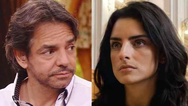Eugenio Derbez arremete contra Aislinn Derbez por posar con poca ropa