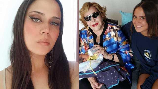 Giordana Guzmán, nieta de Silvia Pinal, confiesa que tuvo un aborto