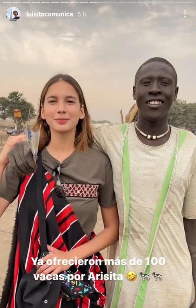 Arisita en nairobi