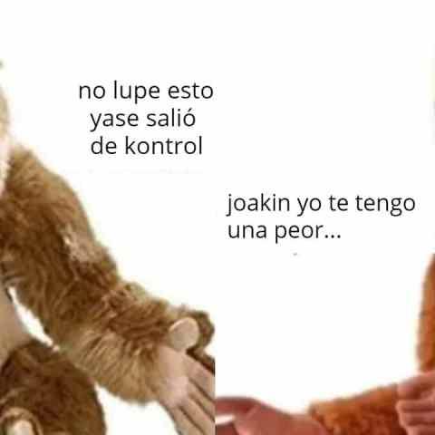 Los mejores memes de Lupe y Joakín para entrarle al descontrol total