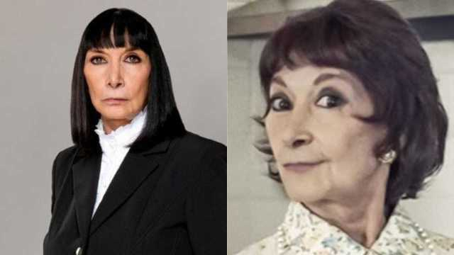 Muere la actriz Lucía Guilmain a los 83 años de edad