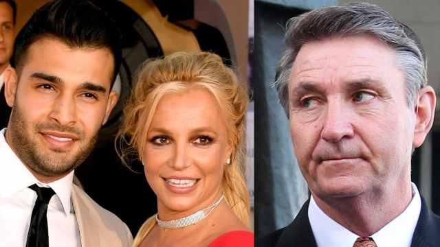 Sam Asghari, Novio de Britney Spears arremete contra el papá de la cantante por controlar su relación