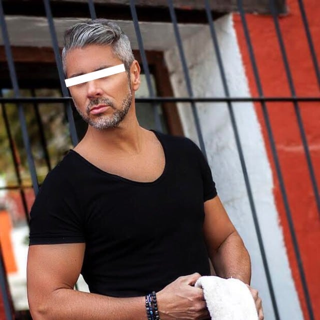 Ricardo Crespo amenazaba con quitarse la vida a su hija