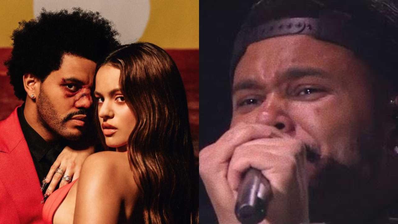 Rosalía no estará en medio tiempo del Super Bowl con The Weeknd