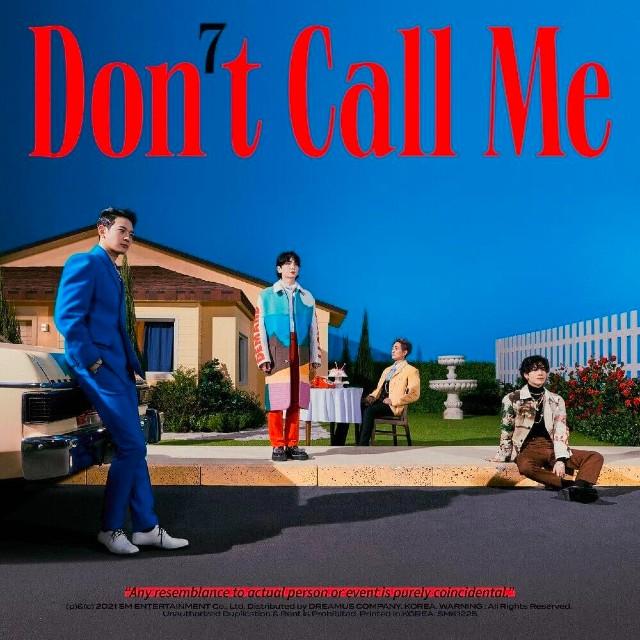 SHINee Don't Call Me