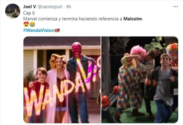 Tweet Wandavision malcolm