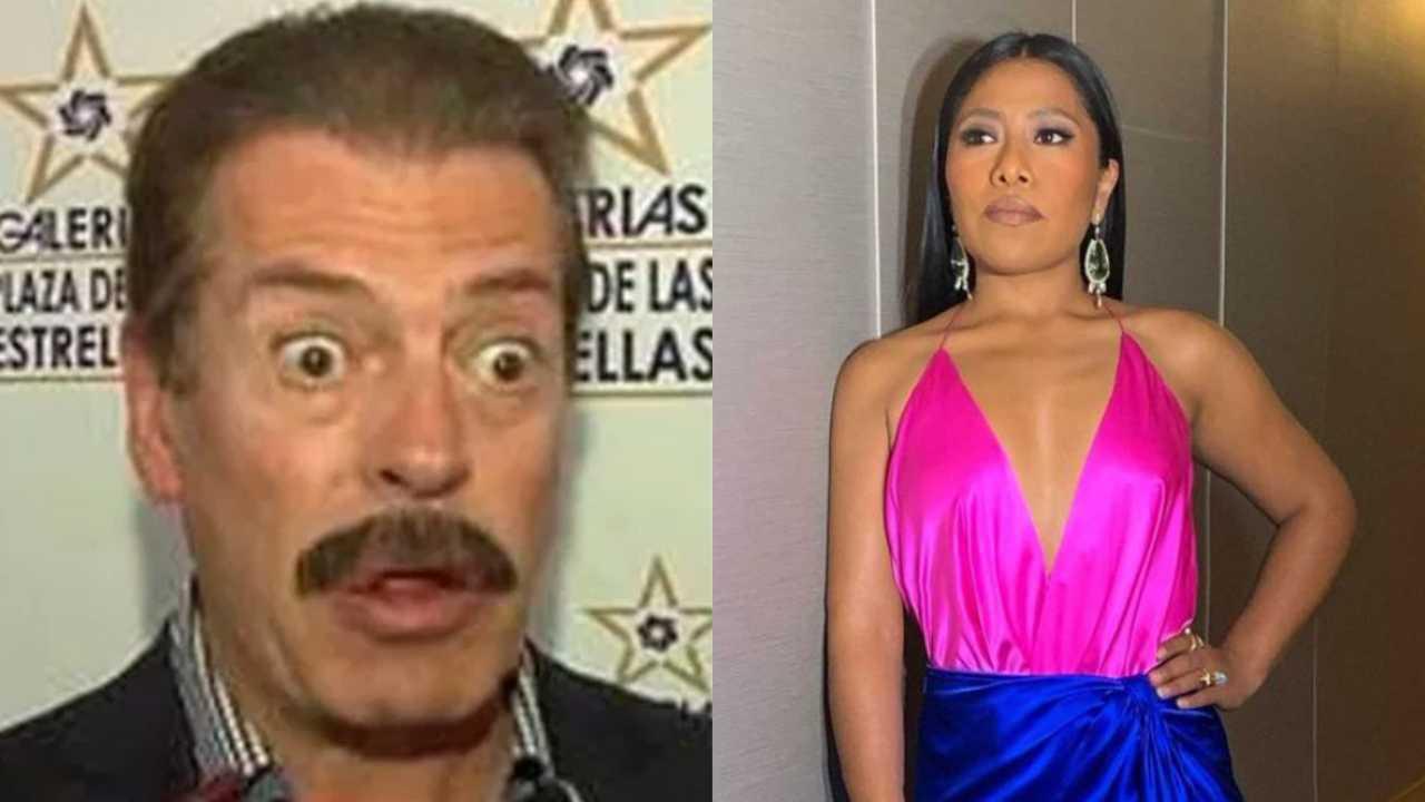 Yalitza Aparicio eligió un vestido del sobrino de Sergio Goyri para los Golden Globes
