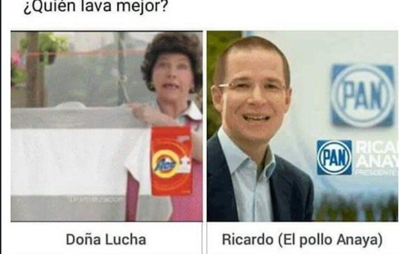 Ricardo lava dinero