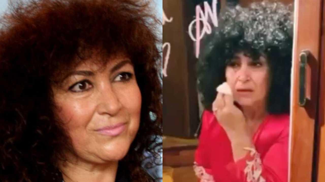 Amanda Miguel pierde el cabello tras someterse a fuertes quimioterapias