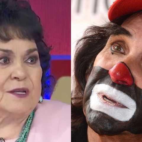 Carmen Salinas se entera de la muerte de Cepillín en vivo y así reacciona
