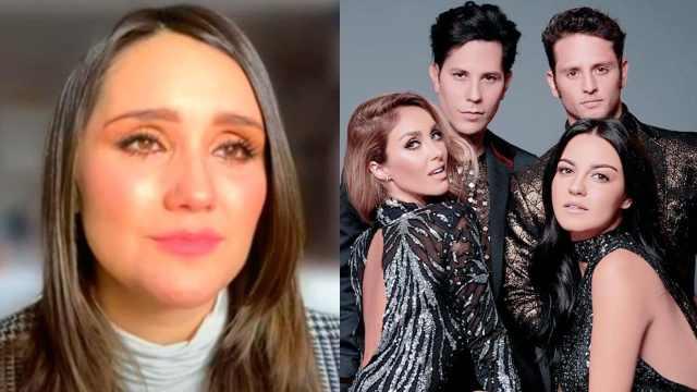 Dulce María revela que los RBD dejaron de hablarle e ignoraron su embarazo