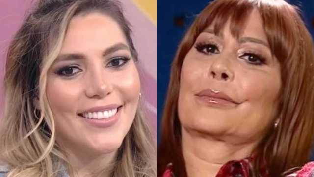 Frida Sofía y Alejandra Guzmán hablan por primera vez tras su pleito